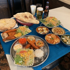インド料理 NEW JUN TARA 若葉の写真