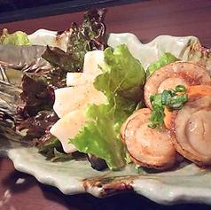 料理メニュー写真海鮮三種盛り
