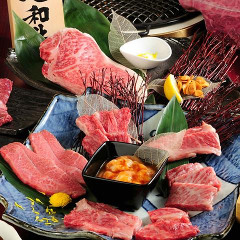 """国産牛一頭買だらから出来る""""極上焼肉""""を堪能!!京橋で焼肉宴会するならココッ!!"""