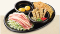 料理メニュー写真広島焼き