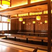ご宴会から飲み会まで、様々なご利用を頂く人気のお席です