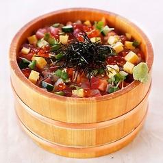 海鮮ばらちらし(小丼)