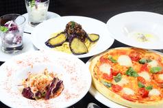 ristorante & bar BARATIE リストランテ & バー バラティエ 福岡のコース写真