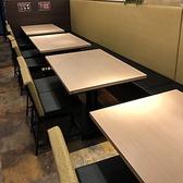 2名様~20名様まで対応可能なテーブル席