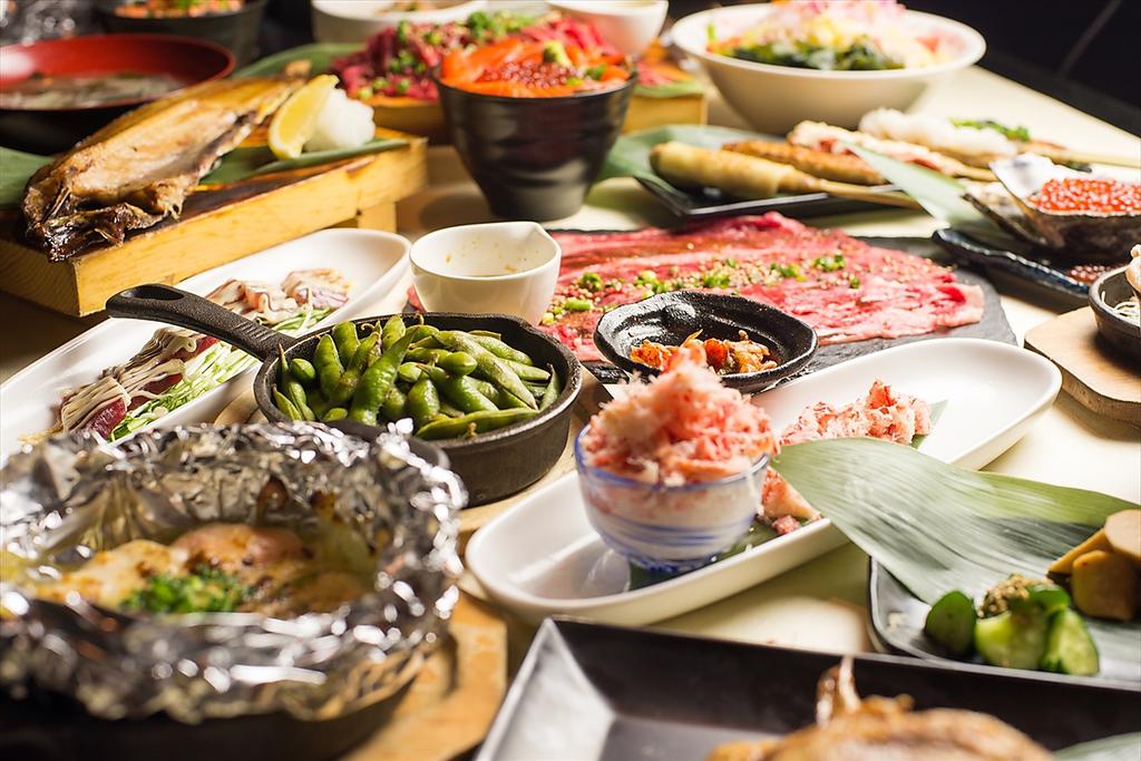十勝北海道生産者直送 宴の一心|店舗イメージ1