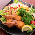 料理メニュー写真薩摩地鶏手羽先