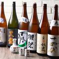『全国の希少日本酒』を多数ご用意しております!!
