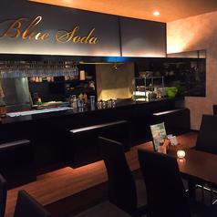 ブルーソーダ BLUE SODAの雰囲気1