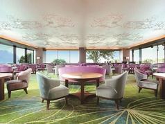 SHIROYAMA HOTEL kagoshima ザ ラウンジ カサブランカの写真