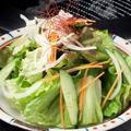 料理メニュー写真チョレギサラダ/塩チョレギサラダ