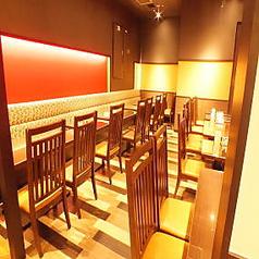 【眺望の良いレストラン席】
