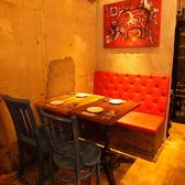 【テーブル席】~4名様×4卓