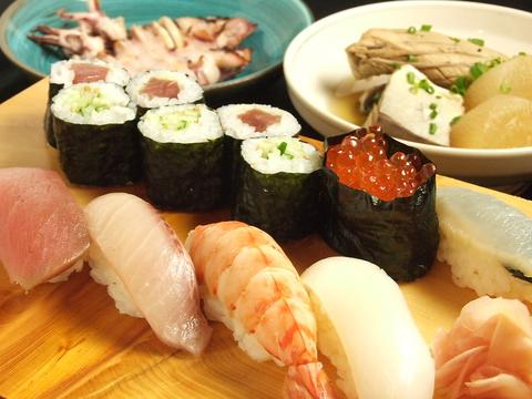 産地直送!日本酒に合う地元のめずらしいお肴を美味しくいただけるお店。