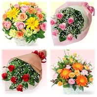 【サプライズ演出に♪花束ご用意致します!】