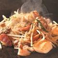 料理メニュー写真【おすすめ】ミックスもやし焼