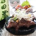 料理メニュー写真【売切御免】能登牛石焼ステーキ 100g