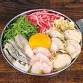 料理メニュー写真海鮮ミックス(そば又はうどん入り)