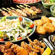 地鶏専門店 鳥ヶ島 上野店の特集写真