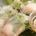 料理メニュー写真サイゴンの生春巻(数量限定)