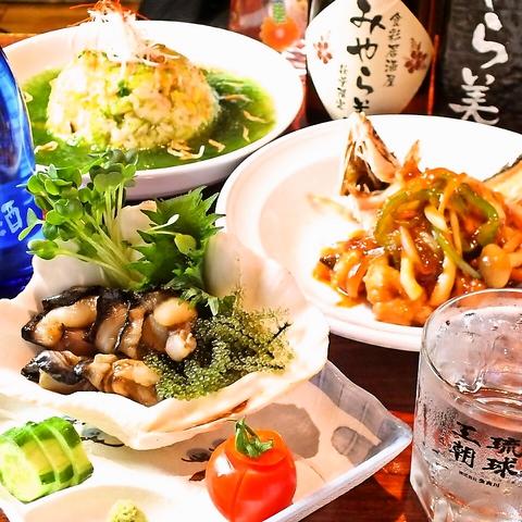 宮古島を食べて旅するみやら美♪地元の人も足繁く通う名店みやら美!