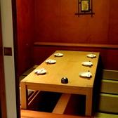 和空間の掘り炬燵個室は接待や大事なご宴会にぴったり!