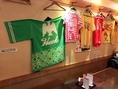 「鷹の祭典」で選手が着用するユニフォーム(レプリカ)もあります!!!