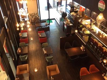 三丁目カフェの雰囲気1