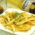 料理メニュー写真チーズフライドポテト