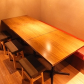 少人数の宴会にピッタリなテーブルもご用意◎☆津田沼 居酒屋 焼鳥 宴会 個室