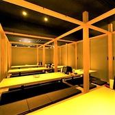 個室居酒屋 ゆずの庭 名古屋伏見店の雰囲気3