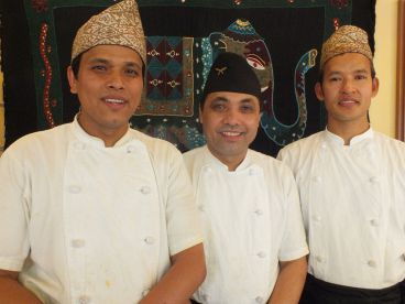 インド料理 I-N kitchenの雰囲気1