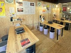 地鶏食堂 防府店の雰囲気1
