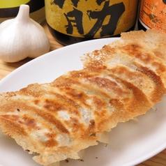 料理メニュー写真漢餃子(ニンニクあり)