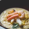 料理メニュー写真海鮮五目茶碗蒸し