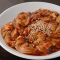 料理メニュー写真名古屋味噌とんちゃん/塩とんちゃん