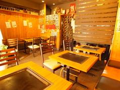 てっぱん食堂 小松家の雰囲気1