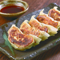 料理メニュー写真黒豚焼餃子(5個)