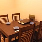 接待や各種飲み会にも使いやすい個室でございます。