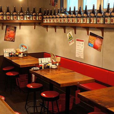 肉汁台湾餃子酒場 でら餃子 三郷店の雰囲気1