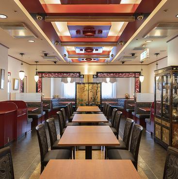 中国料理 美麗華 びれいか ホテルJALシティ長野の雰囲気1