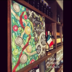 イタリアンバール TSUKIJI Rodolfo Kitchen 築地 ロドルフォキッチンのコース写真