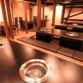 【オススメ5】全席完全個室!最大2名~80名までOK!