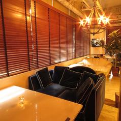 クローバーズカフェ Clovers CAFEの雰囲気1