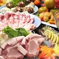 《ガリシア産栗豚コース》自慢のコースを特別価格でご提供致します!参加される皆様に『これは!うまい!』と喜んでいただけるよう贅沢な内容に仕立てました♪