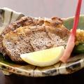 料理メニュー写真鹿児島県産 黒豚ロース炭火焼き
