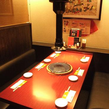 焼肉 福福 京橋店の雰囲気1