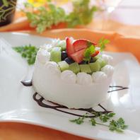 ☆誕生日・記念日ケーキプレゼント♪クリスマスもOK