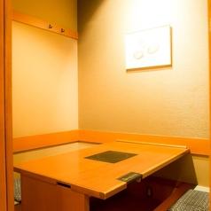 完全個室を完備しているので、お煙草が苦手な方や小さなお子様連れのお客様にも安心してご利用いただけます。