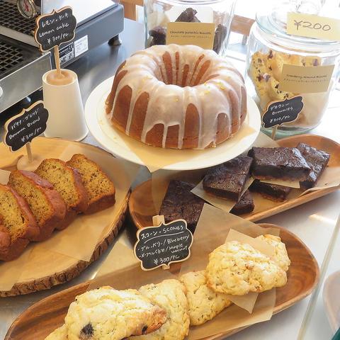 東逗子のオシャレに美味しいコーヒーとスイーツ!テイクアウトに通販承ります♪