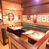 焼肉 紋次郎 市川店の雰囲気3